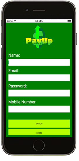 Payup Registration